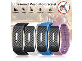 Bracelet Ultrasons Anti Moustiques Insectes