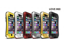 LOVE MEI POWERFUL Coque Anti Choc pour iPhone Samsung