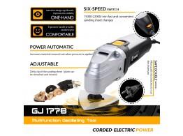 Outil Oscillant Multifonction Pro 300W