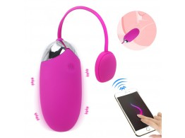 Sextoy Oeuf Vibrant Buetooth iPhone Android