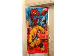 Marvel Heroes Serviette Plage Bain