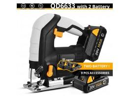 Scie Sauteuse Pro 1050W  Guidage Laser LED