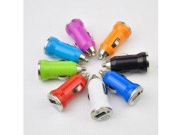 Chargeur USB Allume Cigare Auto 1A iPhone Samsung Sony Nokia LG HTC GPS MP3