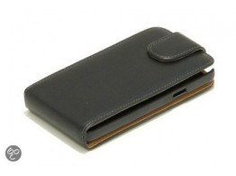 Coque Cuir Flip  iPod Touch 4 Chic Case