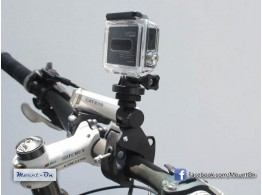 Support Velo Moto Photo compatible pour Camera et GoPro