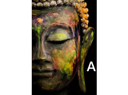 Peinture Impression sur Toile Bouddha