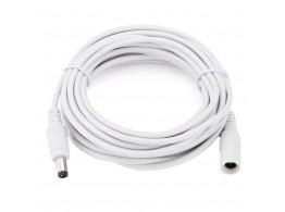Cable Rallonge pour Alimentation 5.5mm Camera LED CCTV