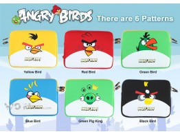"Angry Birds Housse Etui iPad Mini Tablette 7"" Samsung Asus Sony Nexus Kindle"