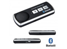 Kit Mains Libres Auto Bluetooth Compatible iPhone Samsung Android