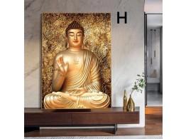 Peinture Impression HD sur Toile Bouddha
