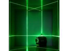 Niveau Laser Rotatif 360 Auto Nivelant 3D 12 Lignes