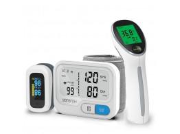Kit Medical Tension Thermometre Oxymetre