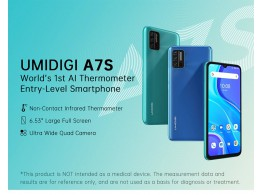 """Telephone Portable A7S 6.53""""  4G 2 Sim Android 10"""