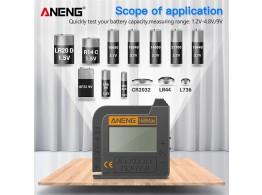 Testeur Pro Batterie Numerique LCD