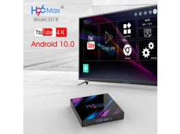 Smart Tv Box H96Max Android 10 4K Wifi