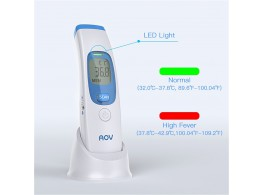 Thermometre  Infrarouge PRO LCD