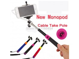 Selfie Monopode telecommande Bluetooth iPhone Samsung GoPro