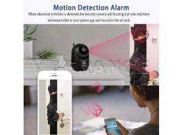Camera IP Wifi Videosurveillance Motorise FHD Audio