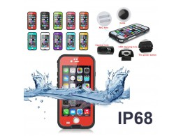 RedPepper Coque Etanche WaterProof Anti Choc iPhone