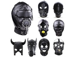 Masque Cagoule BDSM Fetichisme