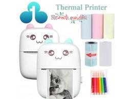 Mini Imprimante Thermique Bluetooth
