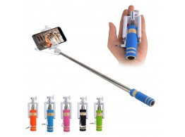 Perche Selfy  Monopod Commande Integree iPhone Samsung