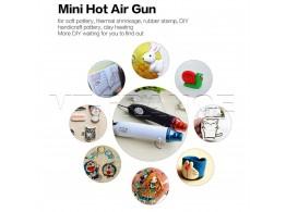 Mini Pistolet Air Chaud 300W