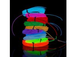Neon Fil LED  Lumineux Flexible 5M interieur