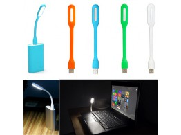 Lampe LED USB 5V 1.2W Portable PC Tablette PowerBank Chargeur