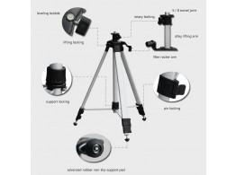 Trepied Alu Reglable pour Niveau Laser
