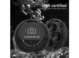Telecommande Bluetooth Waterproof IP68 pour iOS Android