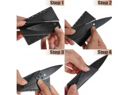 Couteau Pliant CardSharp
