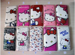 Coque iPod Touch 4 Hello Kitty