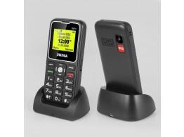 Telephone Portable Senior SOS avec Socle