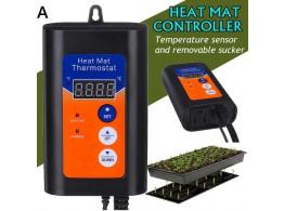 Thermostat Numérique Tapis Chauffant 1000W