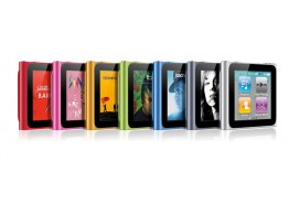 3 Film Protection Ecran  iPod Nano 6 ScreenGUARD