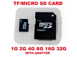 Carte Memoire Micro SD TF