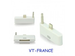 Adaptateur  30 pin vers 8 pin    iPhone 5 / 6  iPad 4 Air