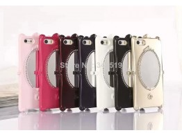 Coque Miroir Strass iPhone 5/5S/ 5SE