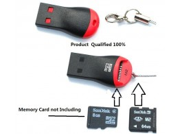 Lecteur USB carte Micro SD SDHC t-FLASH