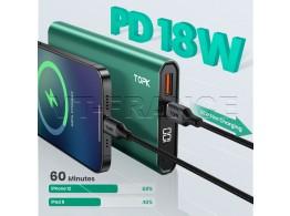 PowerBank 10000mAh Charge Rapide 18W